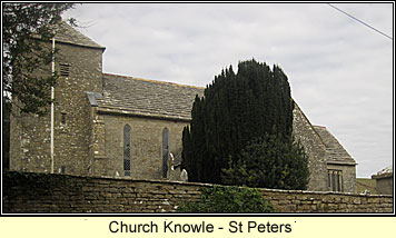 Church Knowle, St Peters