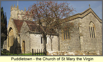 Puddletown, St Mary's Church